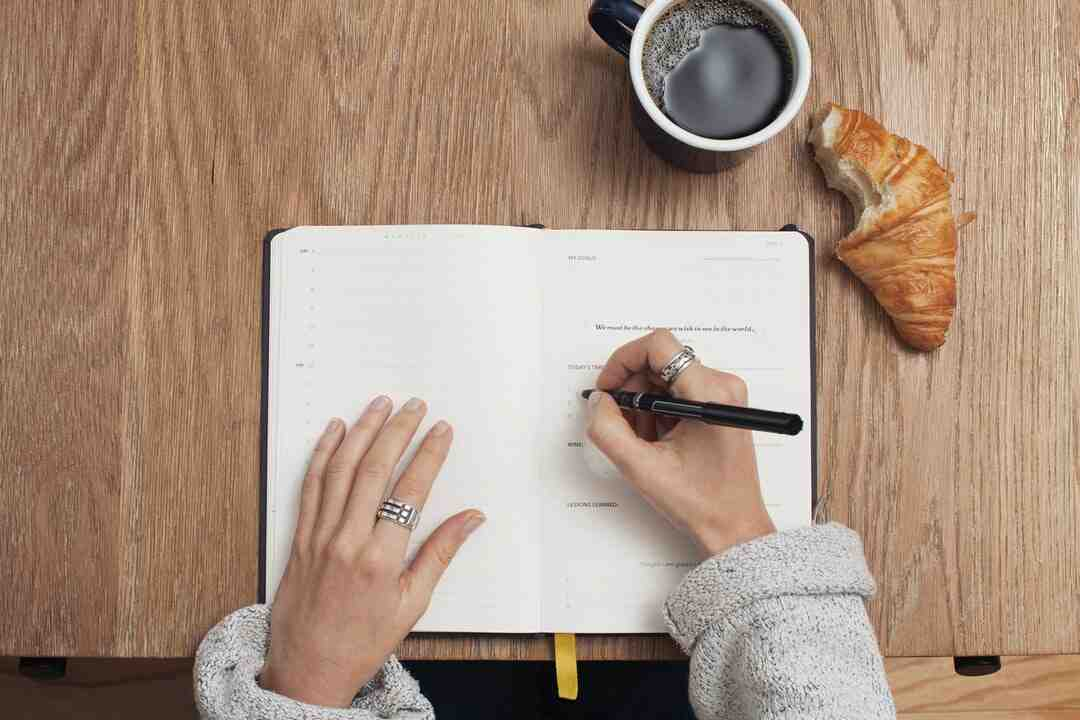 How to Write a Journal Entry